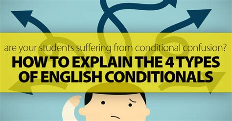 students suffering  conditional confusion