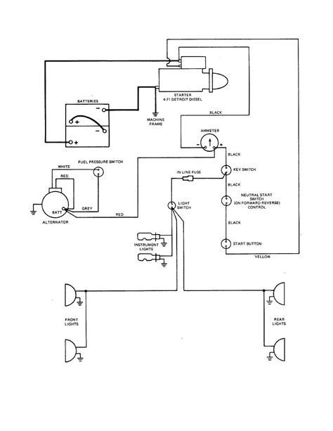 main vehicle wiring diagram