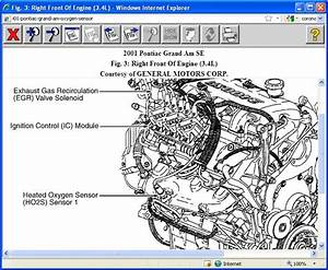 2001 Pontiac Grand Am Gt Engine Diagram