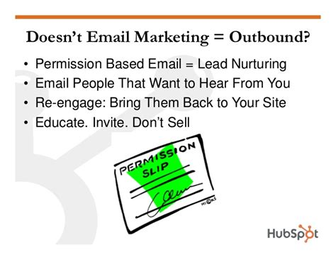 email from mars outbound email marketing hubspot may 2009