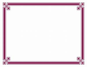 Certificate Borders Templates Free - ClipArt Best