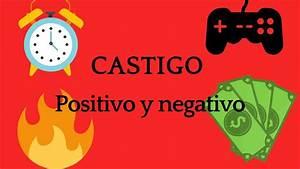Castigo Positivo Y Negativo
