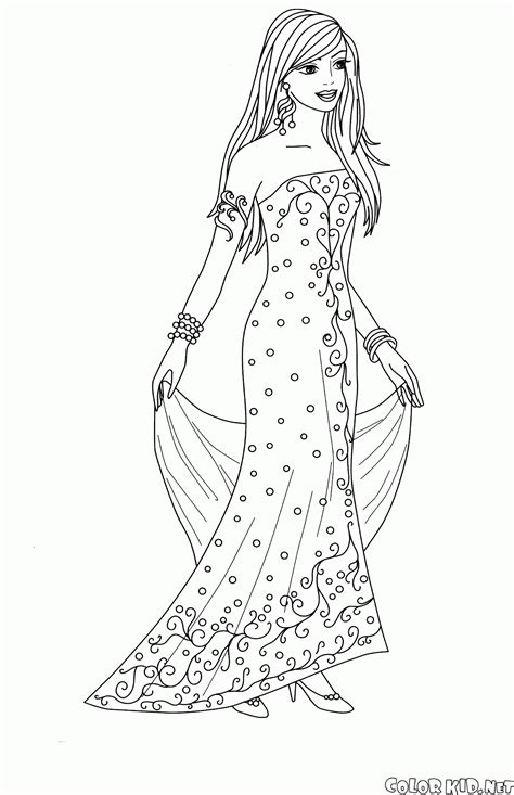 Disegno di barbie principessa da stampare gratis e da colorare nel 2020 disegni da colorare principesse barbie. GIOCHI DI BARBIE PRINCIPESSA DA COLORARE - Wroc?awski ...