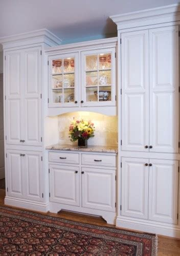 Kitchen Built in Wall Storage Cabinets