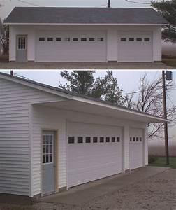 bradford il garage project With 5 foot overhead garage door