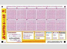 Wie spielt man Lotto 6 aus 49 richtig
