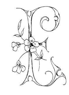 dibujos de letras para bordar gratis imagui for the home