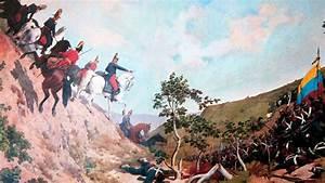 Batalla De Carabobo Sell U00f3 Independencia De Venezuela Hace