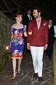Jessica Chastain and boyfriend Gian Luca Passi De ...