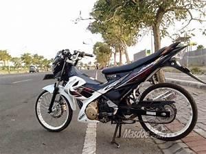 Gambar Modifikasi Motor Satria Fu Paling Keren