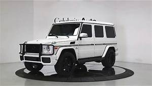 2017 G Class G63 Amg White  Celebrity Edition  And 2014 G