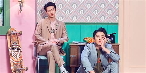 exo we young chanyeol x sehun s we young tops itunes singles charts