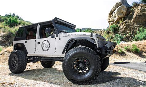 jeep wrangler  black rhino wheels