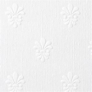 Superfresco White Wallpaper at Homebase.co.uk