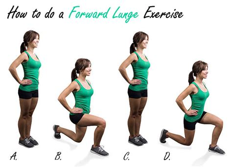 how to lunge a 30 day lunge challenge