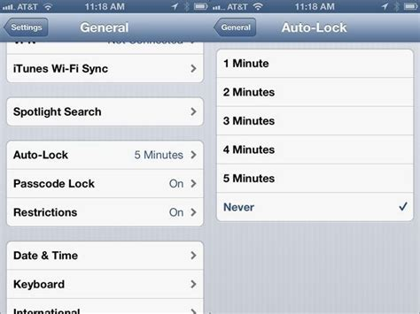 how to turn auto lock on iphone these 16 secrets will your iphone s battery