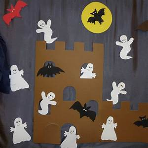 Halloween Basteln Gruselig : gespenster hexen und geister als gruselige halloween dekoration basteln gro e sammlung an ~ Whattoseeinmadrid.com Haus und Dekorationen