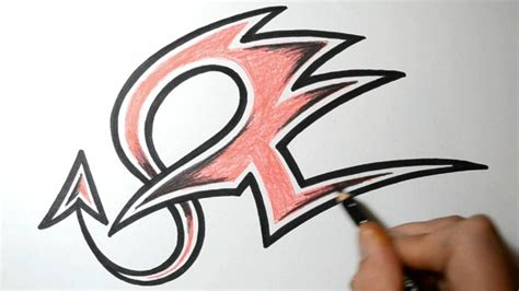 draw graffiti letters  youtube