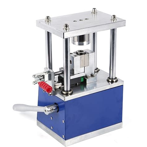 cylindrical battery hydraulic sealing machine      cylinder cases
