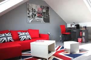 chambre style londres decoration de chambre londres