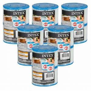 Filtre Spa Intex S1 : 12 cartouches de filtration intex pour filtre spa intex ~ Dailycaller-alerts.com Idées de Décoration