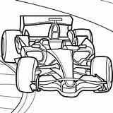 Coloring Cars Racing Boys sketch template