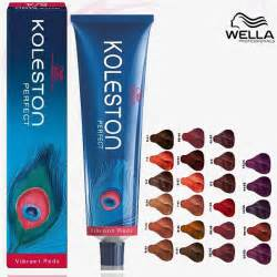 she hair extension koleston coloration d oxydation des tons rouges