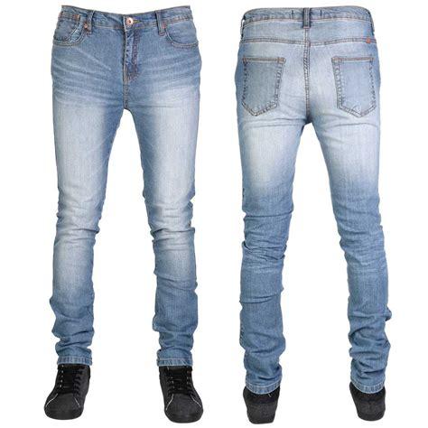 light jeans mens mens light blue slim fit jeans bbg clothing
