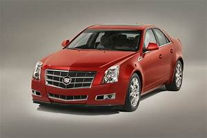 2008 Cadillac Cts - Overview