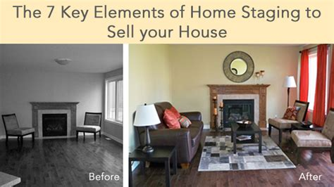 Decorating Ideas To Sell Your House by The 7 Key Elements Of Home Staging To Sell Your House