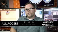 All Access: Matthew Margeson - YouTube