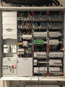 Elektroverteilung F U00fcr Ein Smart Home Mit Loxone Und Mdt
