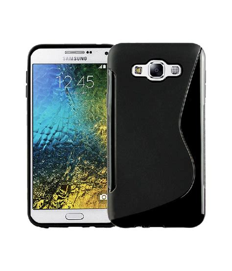 pharazon back cover for samsung galaxy e7 s line black