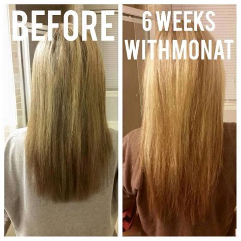 Monat Hair Products - Giveaway! - BargainBriana