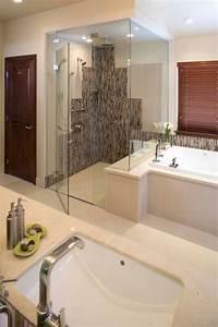 Modern, Bath, Shower, Combination, 20