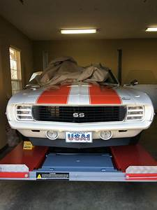 1969 Camaro Pace Car Rs  Ss L78 396  375hp For Sale