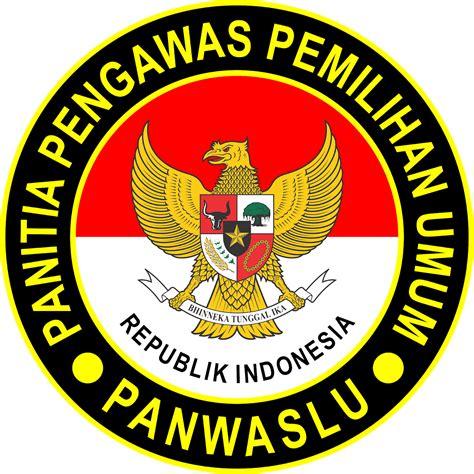 Logo PANWASLU (Panitia Pengawas Pemilihan Umum) Nova Grafis