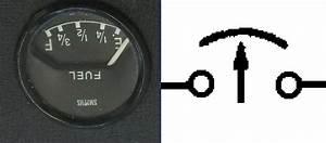 E-type Fuel  Temp  Oil  Ammeter Gauge Wiring Diagram Symbols - Jaguar Forums