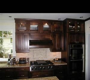 Black Walnut Kitchen Cabinets - Home Furniture Design