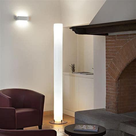 indirect light floor lamp stylos  flos design achille