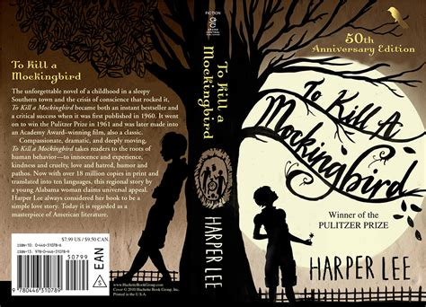 20 Beautifully Designed Book Covers Of Harper Lee's