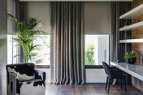 roller blinds sheer curtain ideas