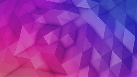 Polygon Pink Purple Blue  Wallpapers  Pinterest Pink