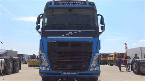 volvo fh   shift dual clutch performance edition