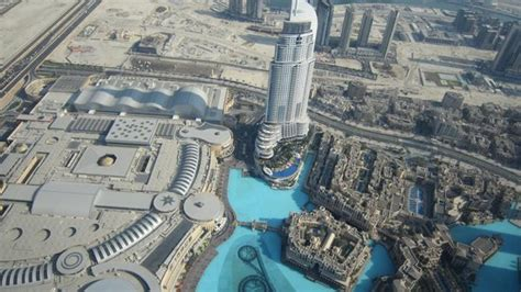 Burj Khalifa Top Floor Number by The View From The Top Floor Burj Khalifa Picture Of