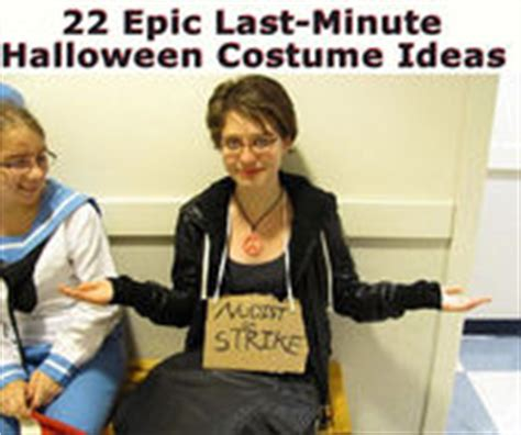 Diy Halloween Costume Pictures, Photos, Images, And Pics