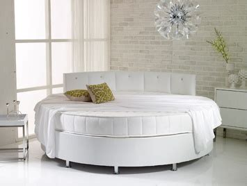 Round Bed Sultan Ikea  For The Home  Pinterest Round