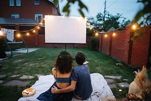 The 7 Best Outdoor Projector Screen In 2020 Reviews