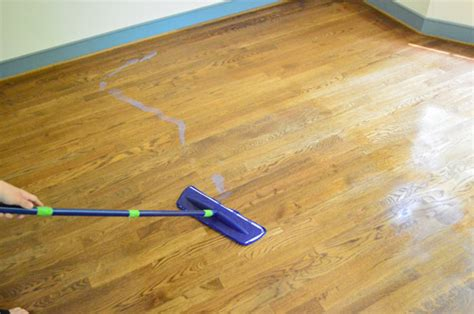 how to clean dull hardwood floors how to clean gloss up and seal dull old hardwood floors young house love