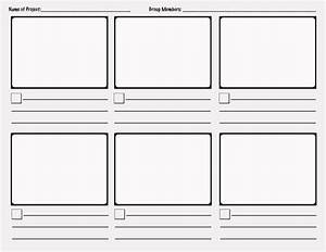 storyboard graphic organizer this storyboard could be With photoshop animation templates